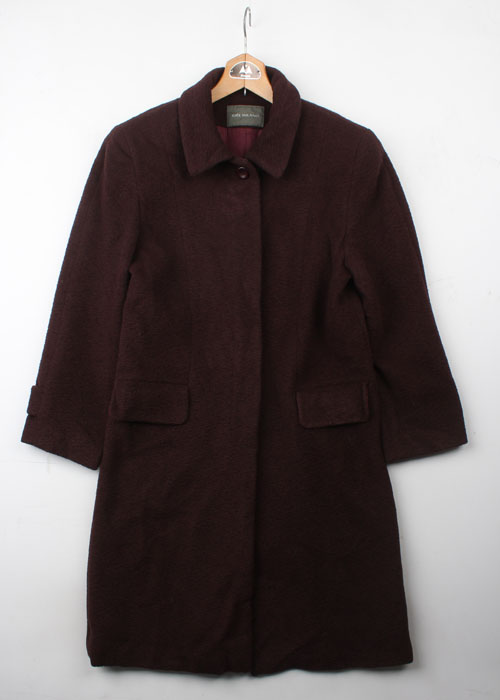 IDEE MILANO wool coat