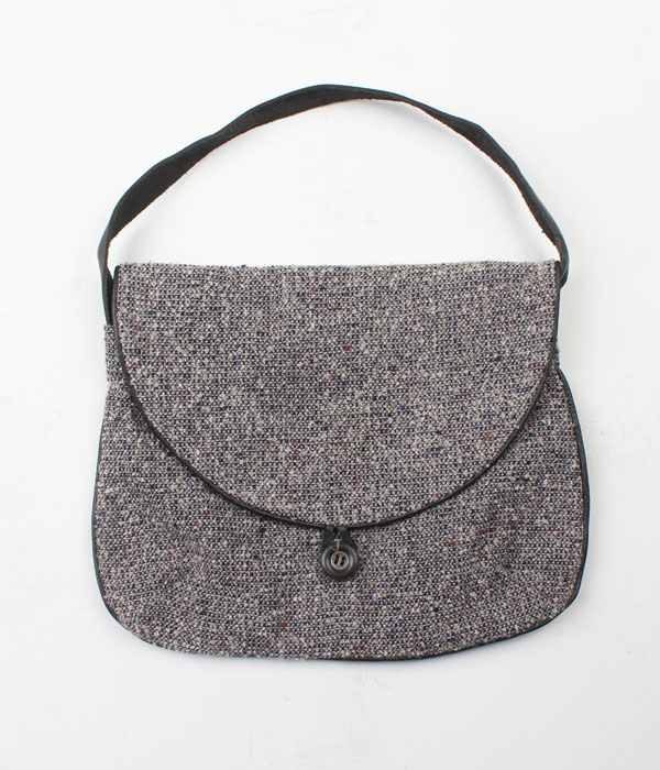 Do!Family tweed tote bag