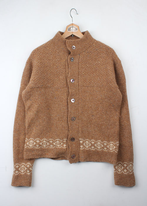 THE SUIT COMPANY wool knit cardigan