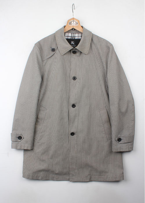 BURBERRY BLACK LABEL coat