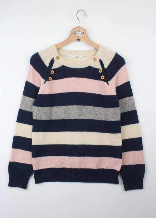 TRAVESURA wool knit