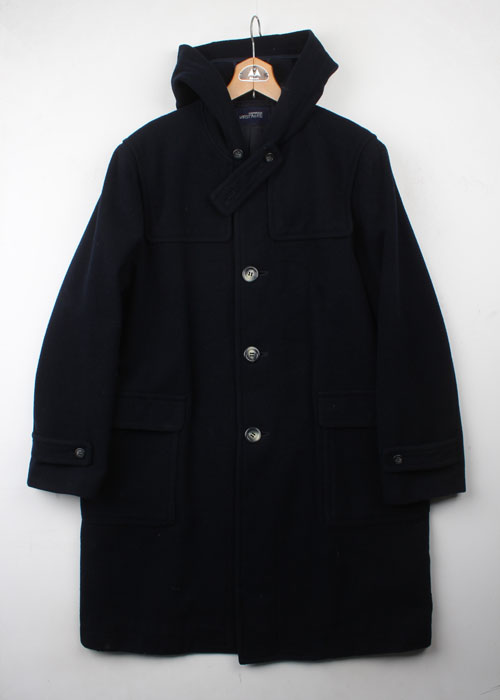 VARSITYMATE wool coat