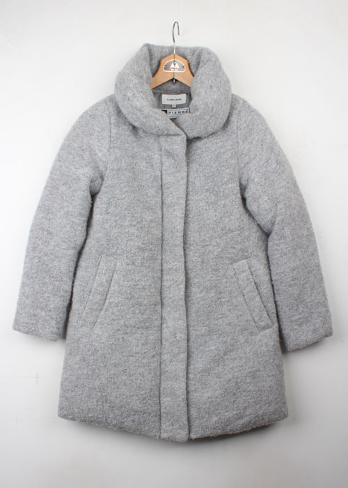 GLOBAL WORK padding coat