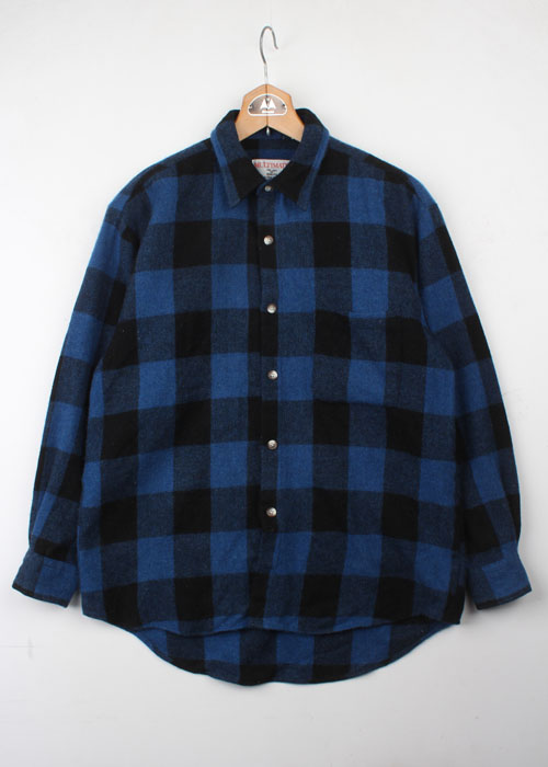 MUTIMATE wool shirts