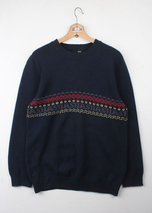 SILAS wool knit