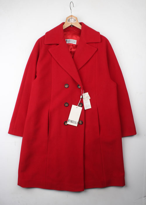 MARELLA over wool coat