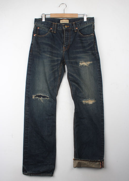 Bands&Peace selvedge jeans(30)