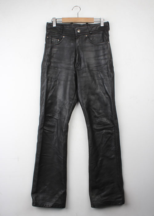 HARLEY DAVIDSON leather pants (28)