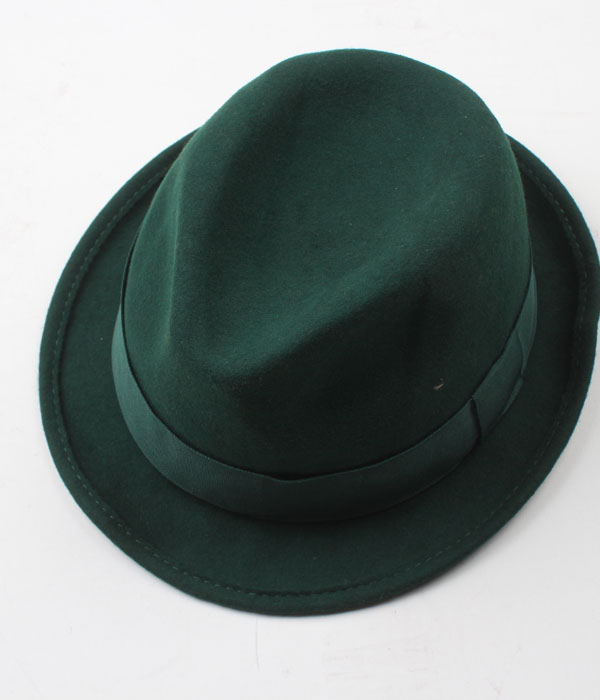 SANCTUARY wool fedora