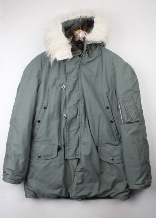 GREENBRIER INDUSTRIES N-3B parka