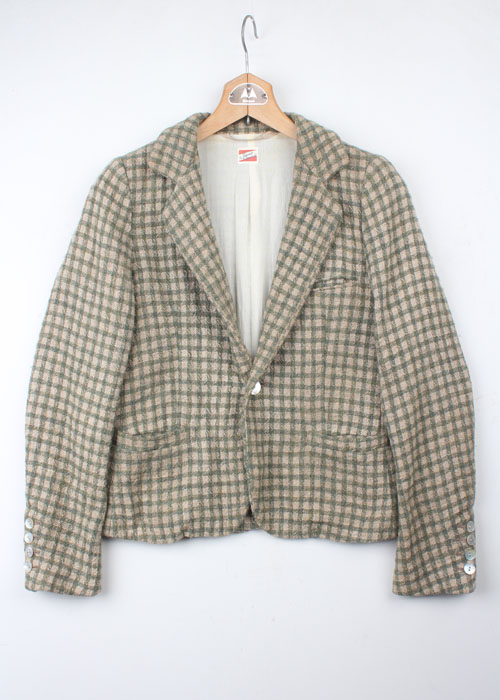 Journal Standard tweed jacket