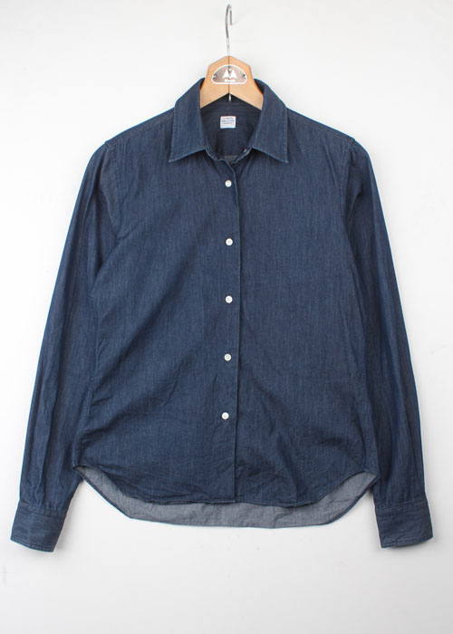 E.TAUTZ SAVILE ROW denim shirts