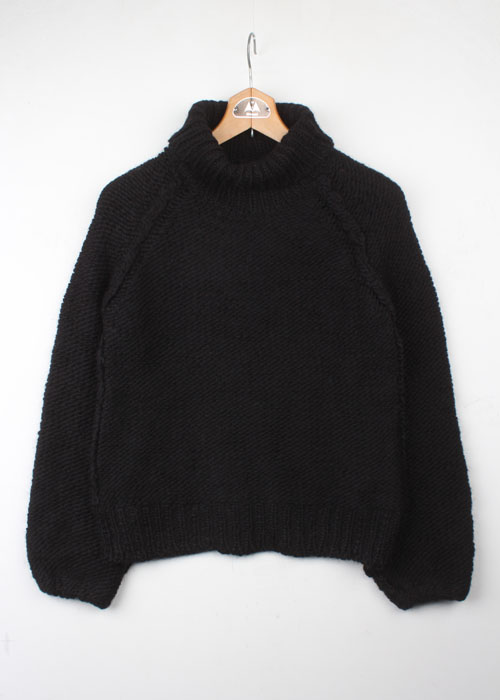 PLASTIC TOYS wool sweater