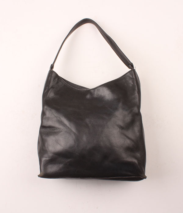 FACE leather tote bag