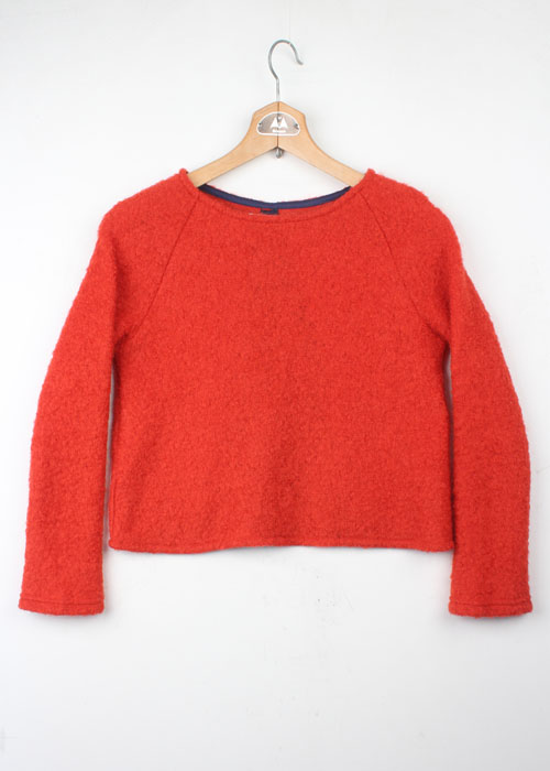 Julier wool top
