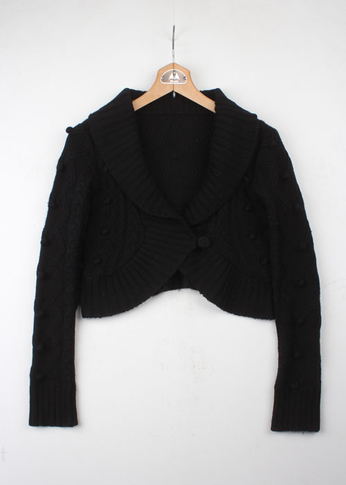 PEYTON PLACE wool knit cardigan