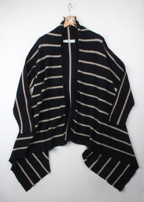 ZARA loose fit knit cardigan