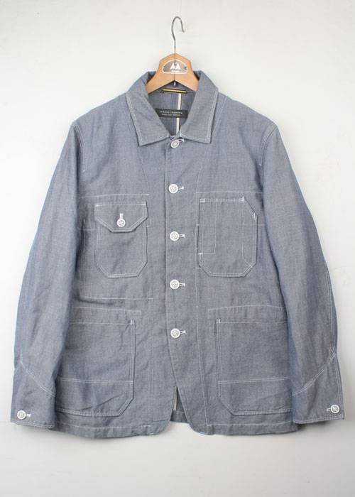 DEZERT oxford coverall