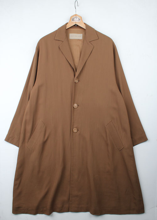 JURGEN LEHL wool coat