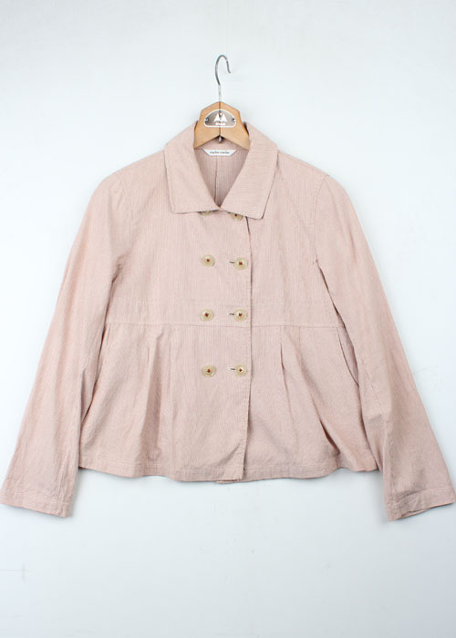 cache-cache double button jacket