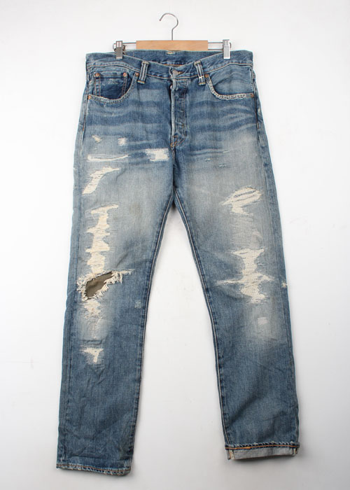 Levi's re-work denim pants(32)