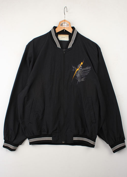 SUSPEREAL coach jacket