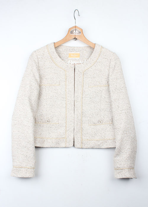 Bon Sens tweed jacket