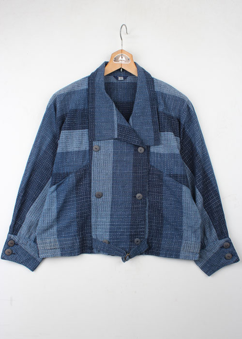 japan indigo over jacket