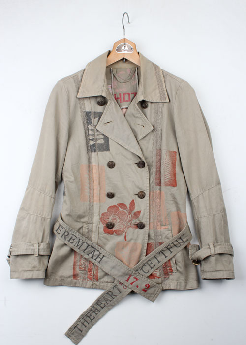 Ma.Ni cotton jacket