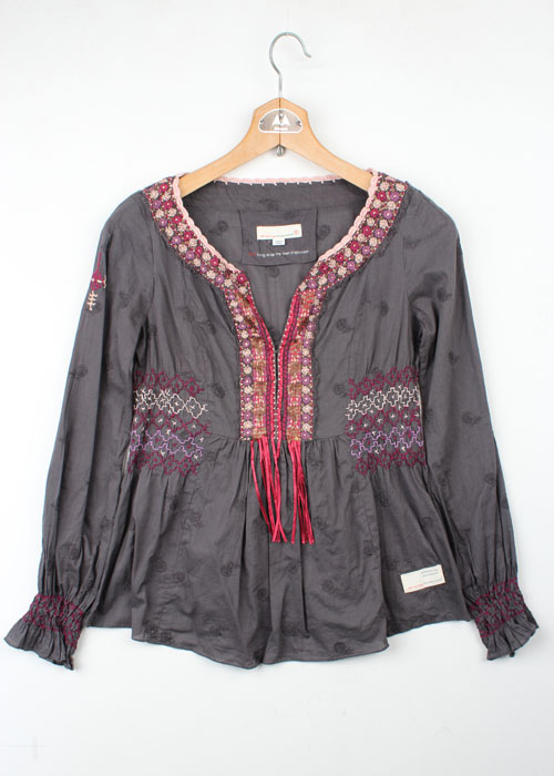 odd molly cotton blouse