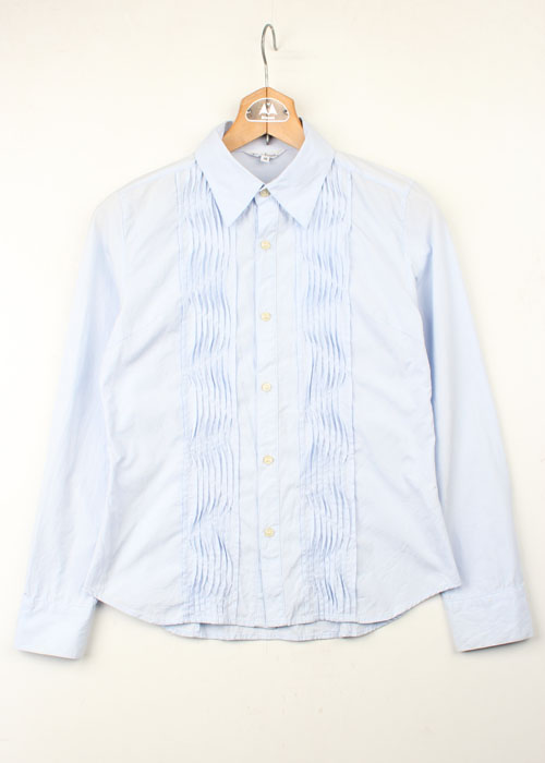 Rope Picnic pin tuck shirts