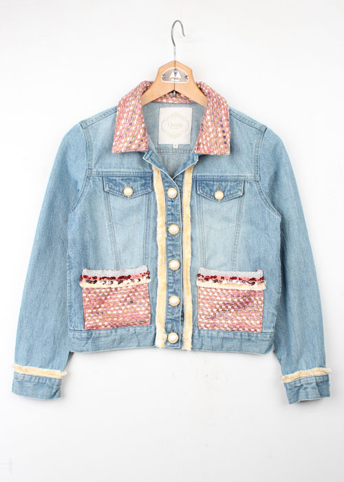 Chesty denim jacket