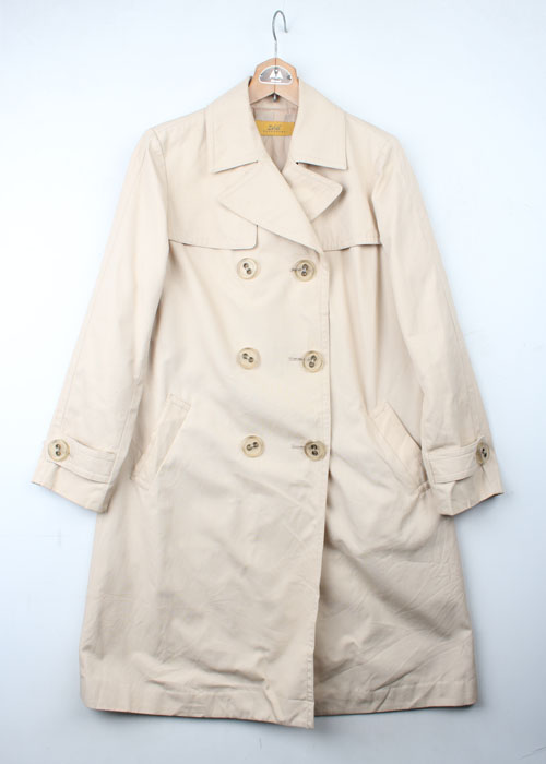 Zelal trench coat