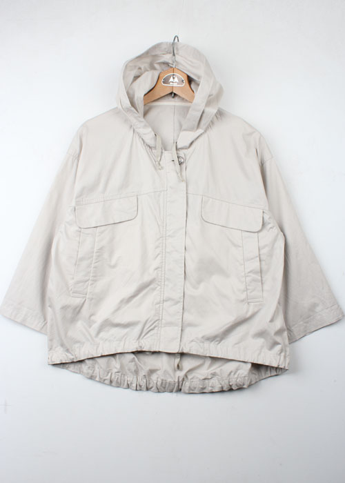 SPICK and SPAN over parka