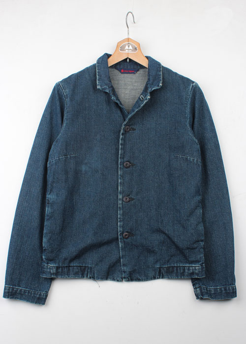 45rpm indigo denim jacket