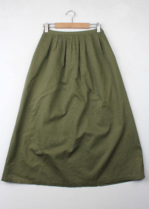 Samansa Mos2 cotton skirt