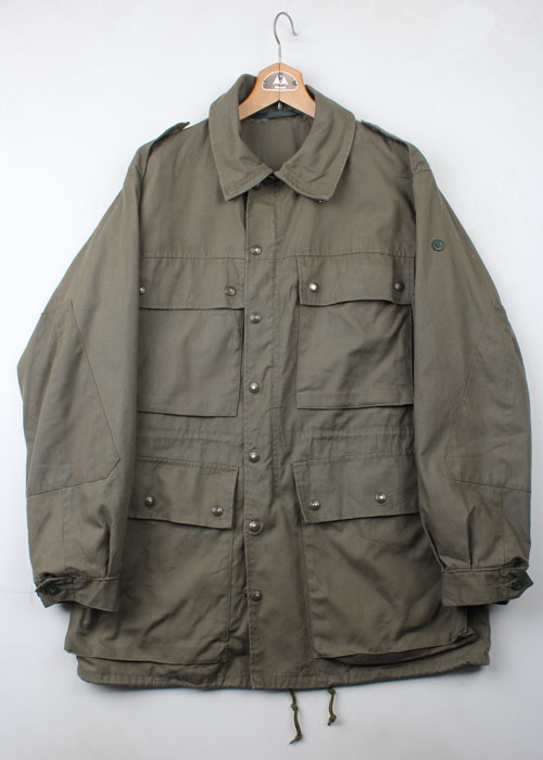 1970's Swiss Military field jacket