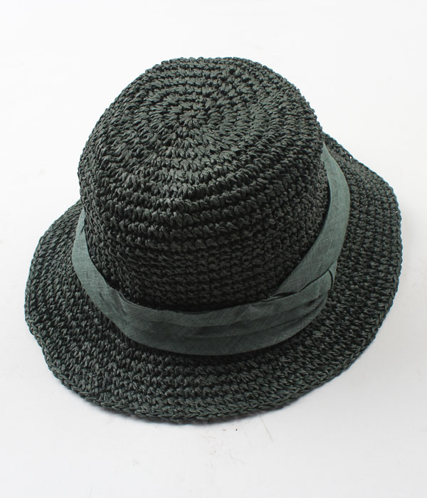 ZARA MAN straw hat