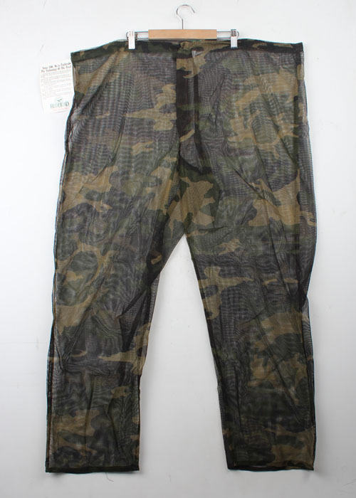 RED HEAD mesh pattern camo pants (~49)