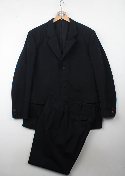 Y's for men by Yohji Yamamoto set-up