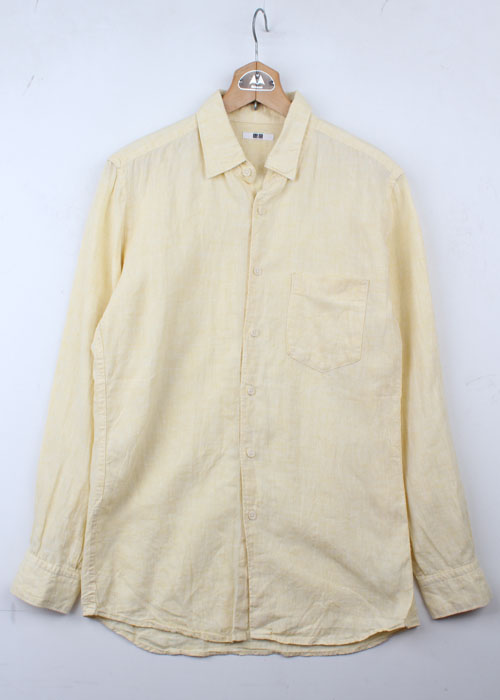 UNIQLO linen shirts
