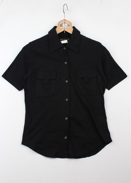 agnis.b cotton shirts