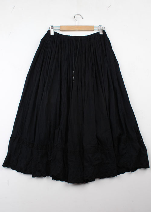 shuca cotton skirt