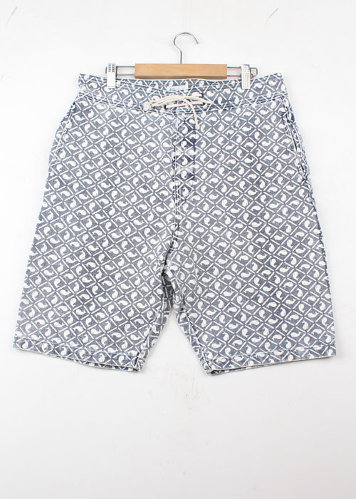 reyn spooner canvas cotton shorts(32)