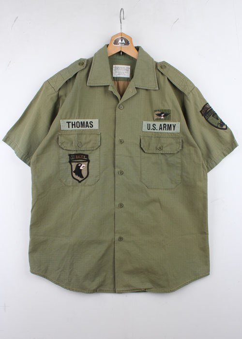 HOUSTON u.s.army shirts