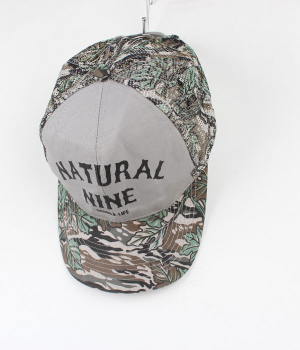 NATURAL NINE cap