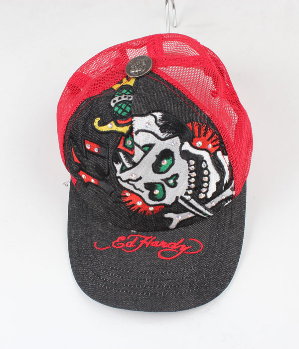 Ed Hardy embroid cap