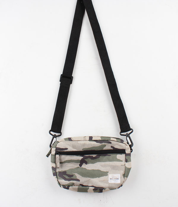 (+1)BEAMS mini cross  bag