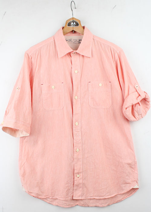 Time Fues linen blend shirts