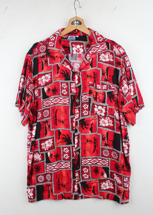 USA SUNWEAR hawaiian shirts